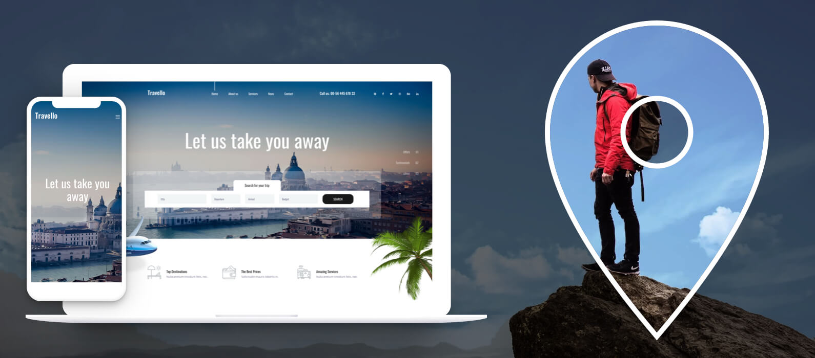 Why Should you Build your Travel Website with Drupal