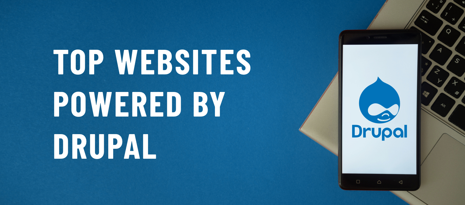 websites powered by drupal