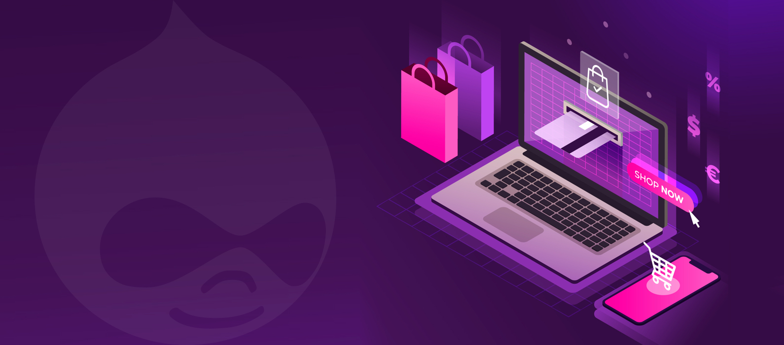 drupal for enterprise ecommerce websites